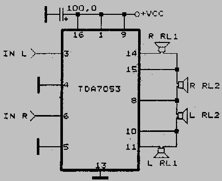 TDA7053_, 3-