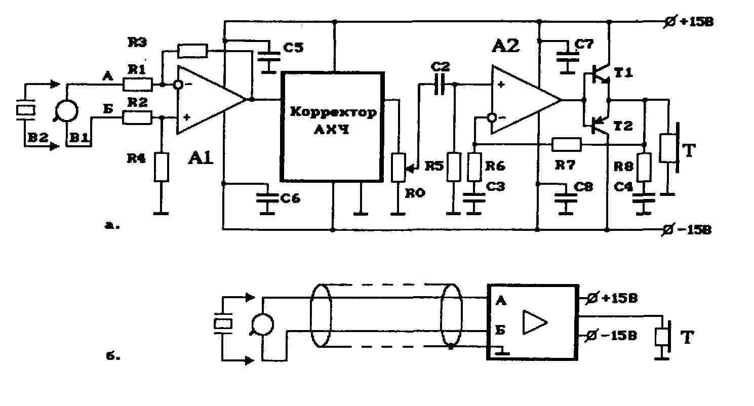 Схема компаратор 555